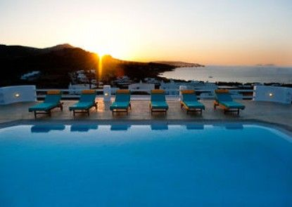 Mykonian Princess Luxury Villas
