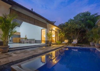 My Villa Canggu Kolam Renang Pribadi