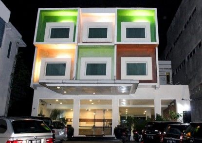 N2 Hotel Gunung Sahari Teras