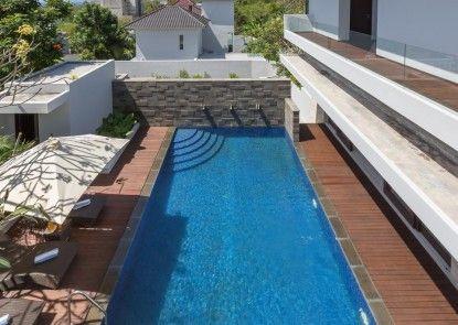 Nagisa Bali Bay View Villas Teras