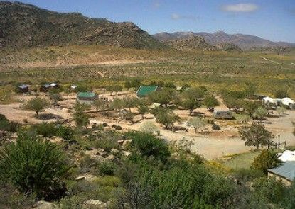 Namastat Lodge & Caravan Park