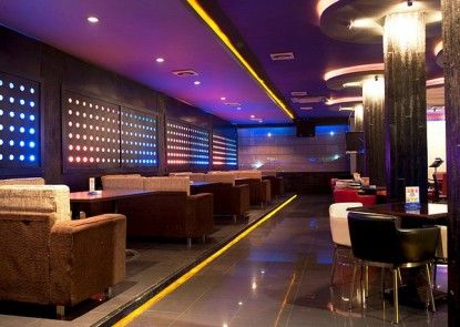 Nasa Hotel Banjarmasin Lounge