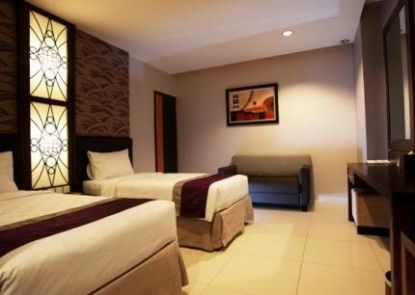 Nasa Hotel Banjarmasin Teras