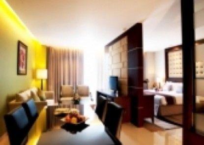 Nasa Hotel Banjarmasin Kamar Tamu