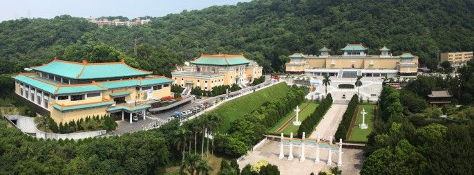 National Palace Museum Admission