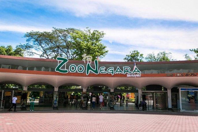 harga tiket National Zoo Malaysia Admission (Non-Asean)