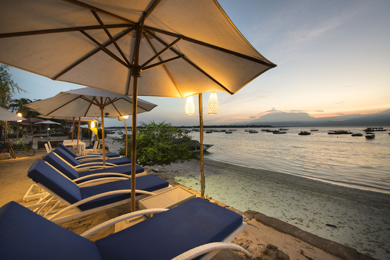 Natya Hotel Gili Trawangan, Kepulauan Gili