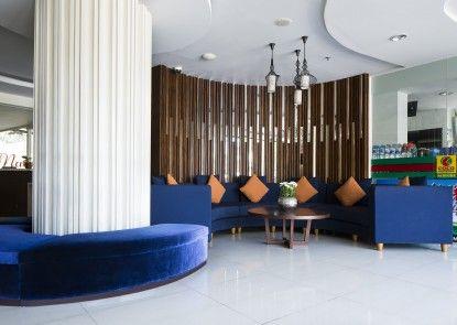 Natya Hotel Kuta Lobby