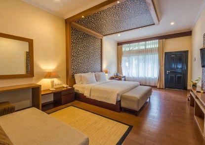 Natya Hotel Tanah Lot Kamar Tamu