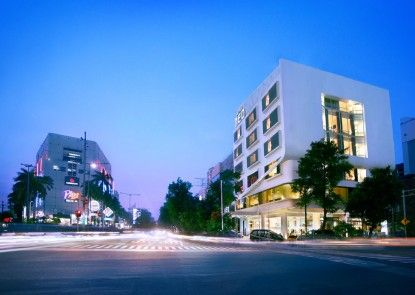 Neo Melawai Hotel Jakarta Eksterior