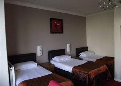 New Cosmopolitan Hotel Teras