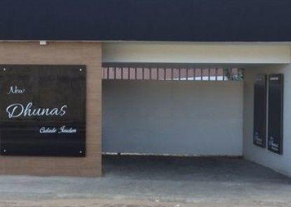 New Dhunnas Cidade Jardim - Adults Only