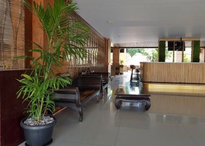 New Garden View Resort Pintu Masuk