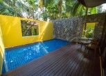 Pesan Kamar Vila, Kolam Renang Pribadi, Pemandangan Laut Terbatas di New Star Beach Resort