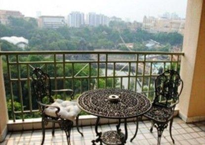New Town Condominium at Bandar Sunway