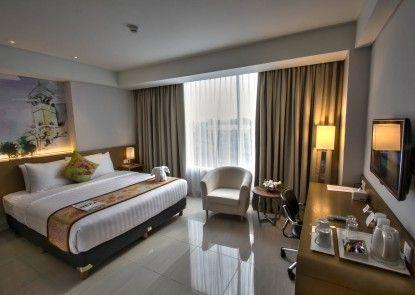 Nexa Hotel Bandung Kamar Tamu