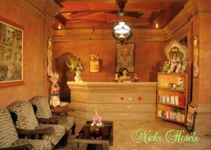 Nicks Pension Ubud Lobby