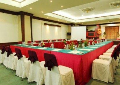 Nirmala Hotel Jimbaran Ruangan Meeting
