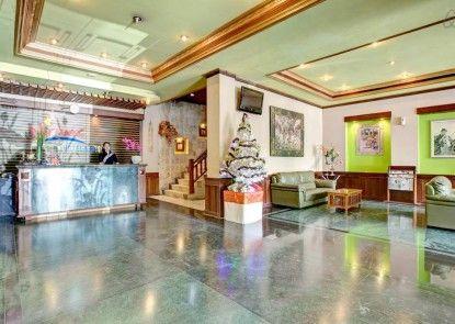 Nirmala Hotel Jimbaran Lobby