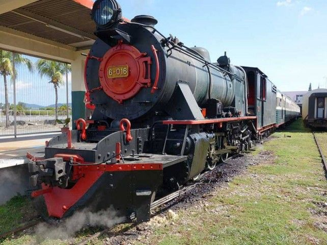 North Borneo Railway Experience