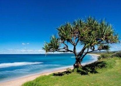 North Coast Holiday Park Corindi Beach