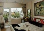 Pesan Kamar Suite Eksekutif, Pemandangan Kota di Nova Hotel