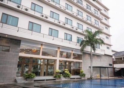 Novena Hotel Teras