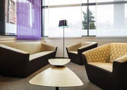 Novotel Edinburgh Centre Teras