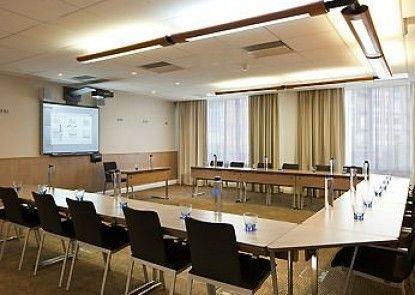 Novotel Leeds Centre Teras