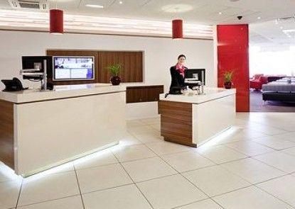 Novotel Sheffield Centre Teras
