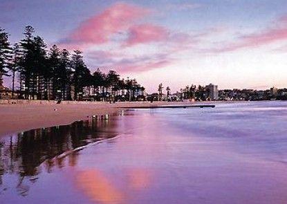 Novotel Sydney Manly Pacific Teras