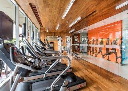 Novotel Bangkok Fenix Silom Ruangan Fitness