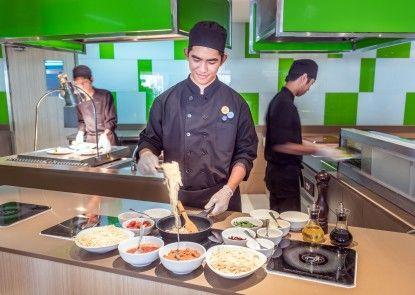 Novotel Bangkok Fenix Silom Rumah Makan