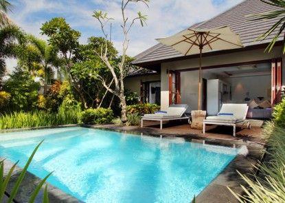 Nunia  Boutique Private Villas Kolam Renang Pribadi