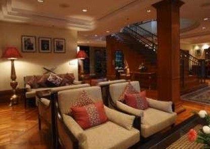Nusa Dua Beach Hotel & Spa Lounge Eksekutif