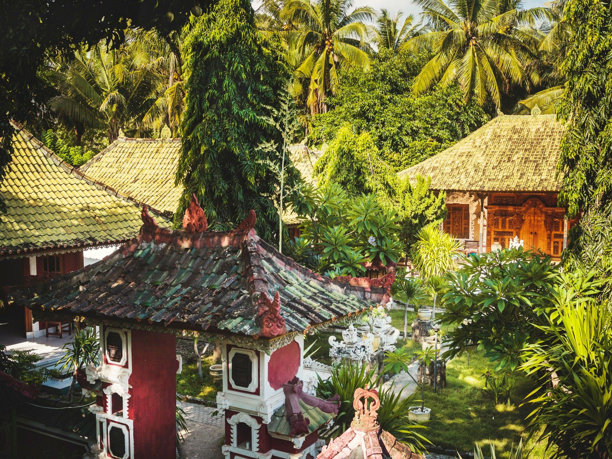 Nusa Garden Bungalow, Klungkung