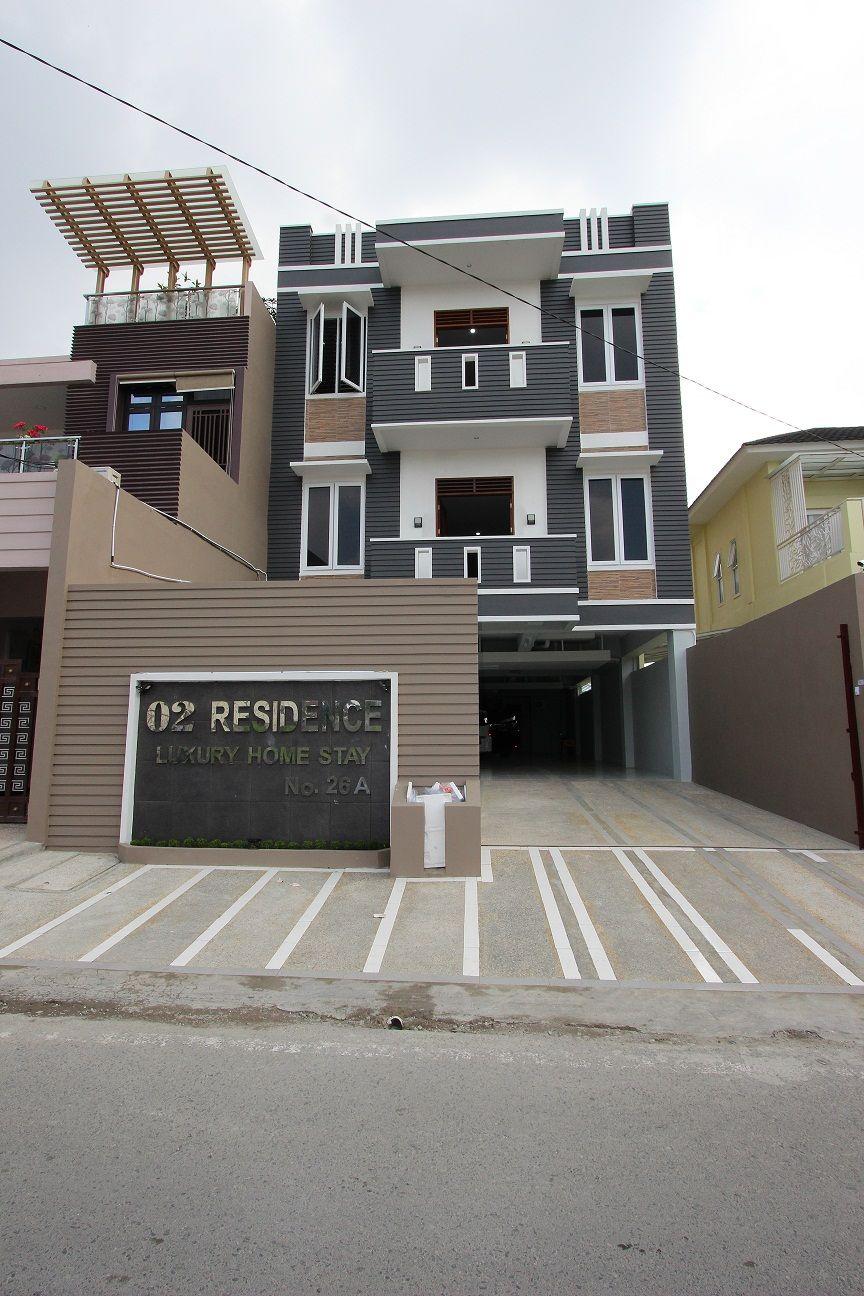O2 Residence Luxury Homestay, Medan