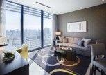 Pesan Kamar Suite Deluks, 1 Tempat Tidur King, Bathtub di Oakwood Premier Tokyo