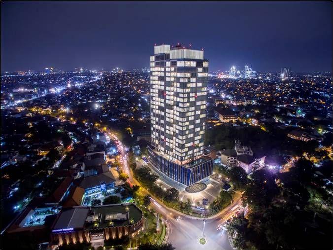Oakwood Suites La Maison Jakarta, Jakarta Selatan
