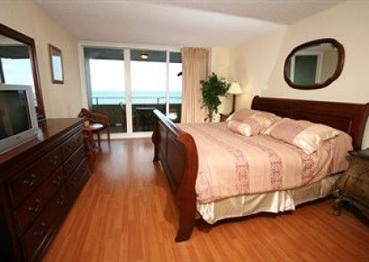 Ocean Manor Beach Hotel Teras