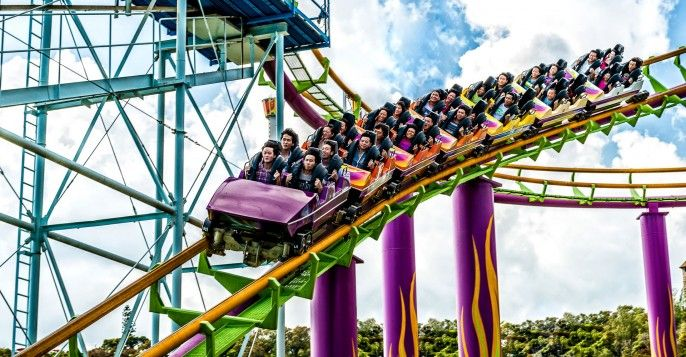 harga tiket Ocean Park Admission with Return Transfers