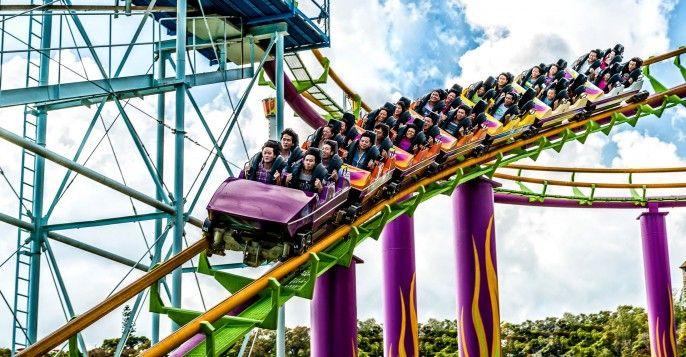 harga tiket Ocean Park Admission with Return Transfers