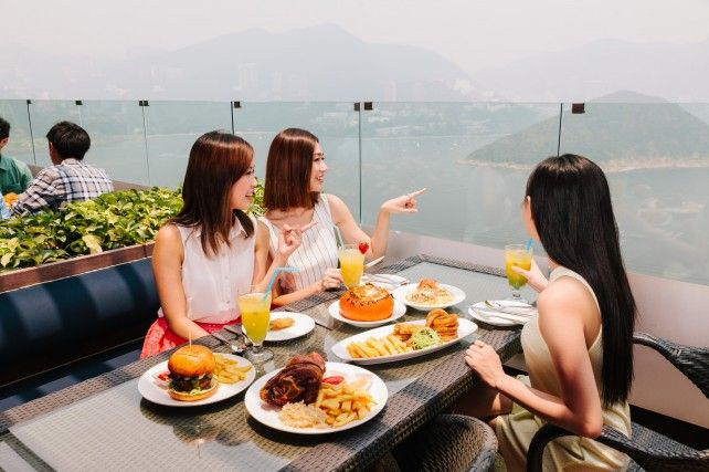 Ocean Park Delight Meal Package (E-ticket)