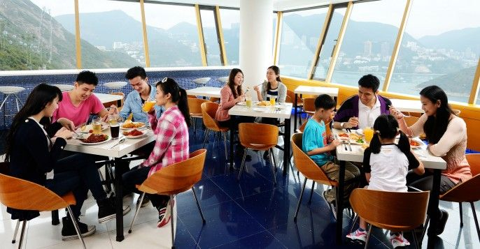 Ocean Park Fun and Dine Package (E-ticket)