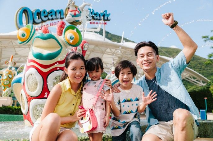 harga tiket Ocean Park Hong Kong