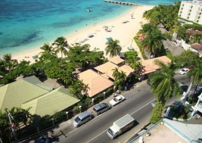 Ocean Suite Beach Front at Mobay Club