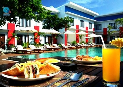 Ozz Hotel Kuta Bali managed by Ozz Group Rumah Makan