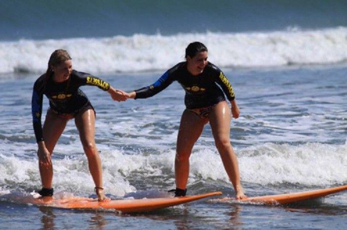 harga tiket Odyssey Surf School - Surfing Lesson