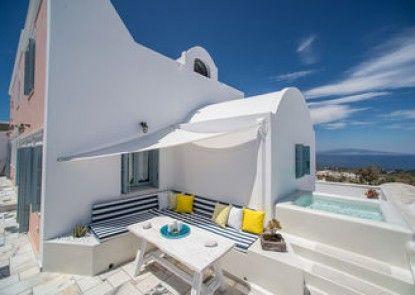 Oia Captain\'s Villa