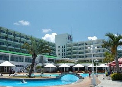Okinawa Kariyushi Beach Resort Ocean Spa